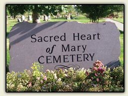 Sacred Heart of Mary Cemetary